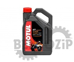 Масло Motul 4T 7100 10W-40 100% Synth. Ester 4л (синтетика)