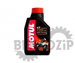 Масло Motul 4T 7100 10W-40 100% Synth. Ester 1л (синтетика)